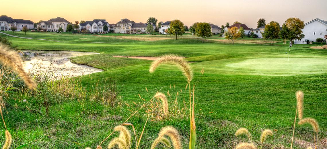 My Homepage - Hunters Ridge Golf Course